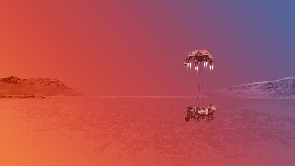 La misión Mars 2020 Perseverance aterriza en Marte: streaming en vivo
