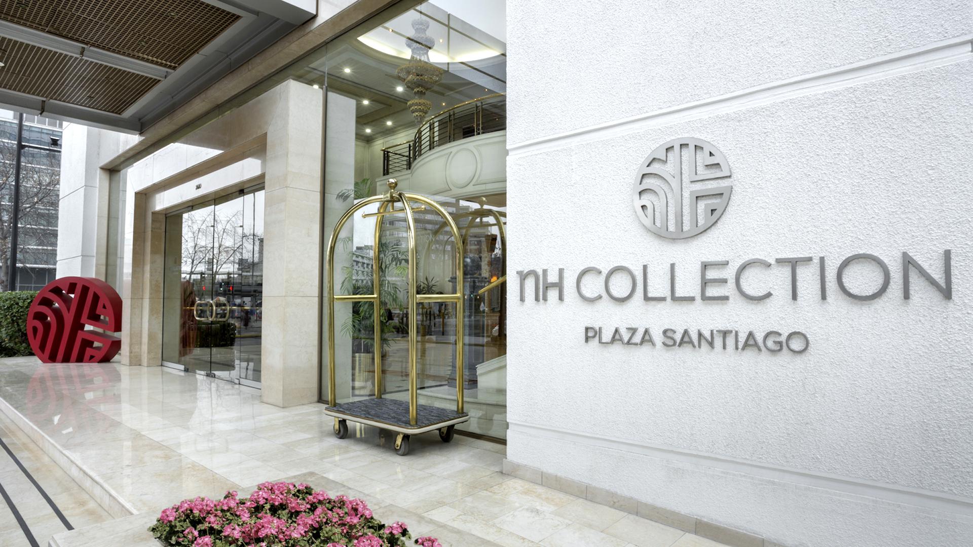 El hotel NH Collection Plaza Santiago preparó festejos para San Valentín