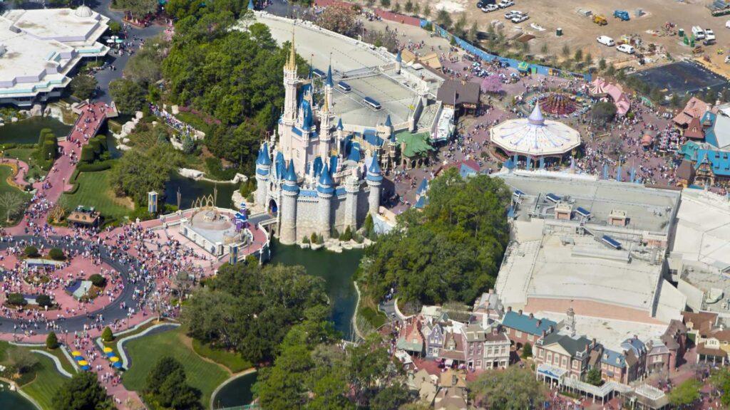 Los mejores parques temáticos de Orlando para visitar en tres días