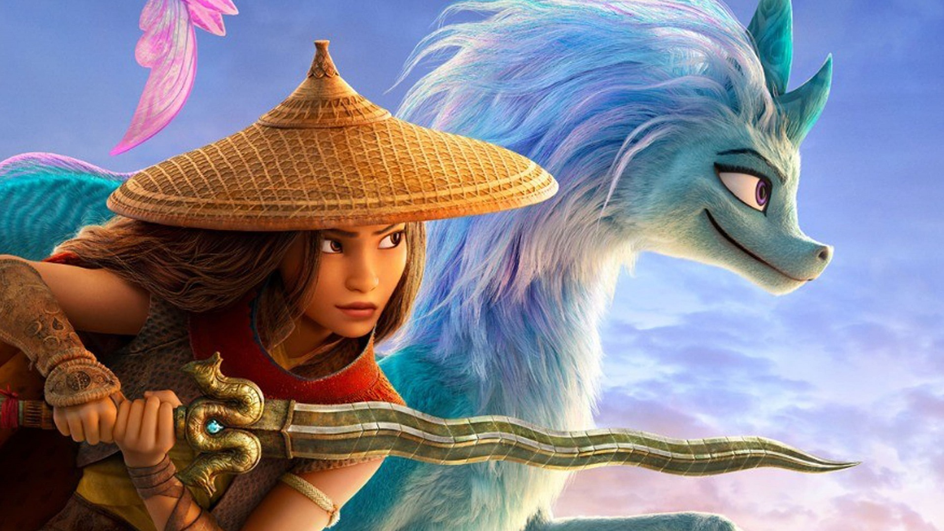 Cuánto cuesta Raya y el Último Dragón en Disney Plus y cómo verla gratis