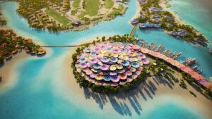 Arabia Saudita: así será el increíble proyecto turístico en el Mar Rojo