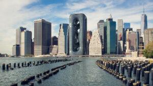 Sarcostyle Tower: el nuevo rascacielos de Nueva York con forma de serpiente