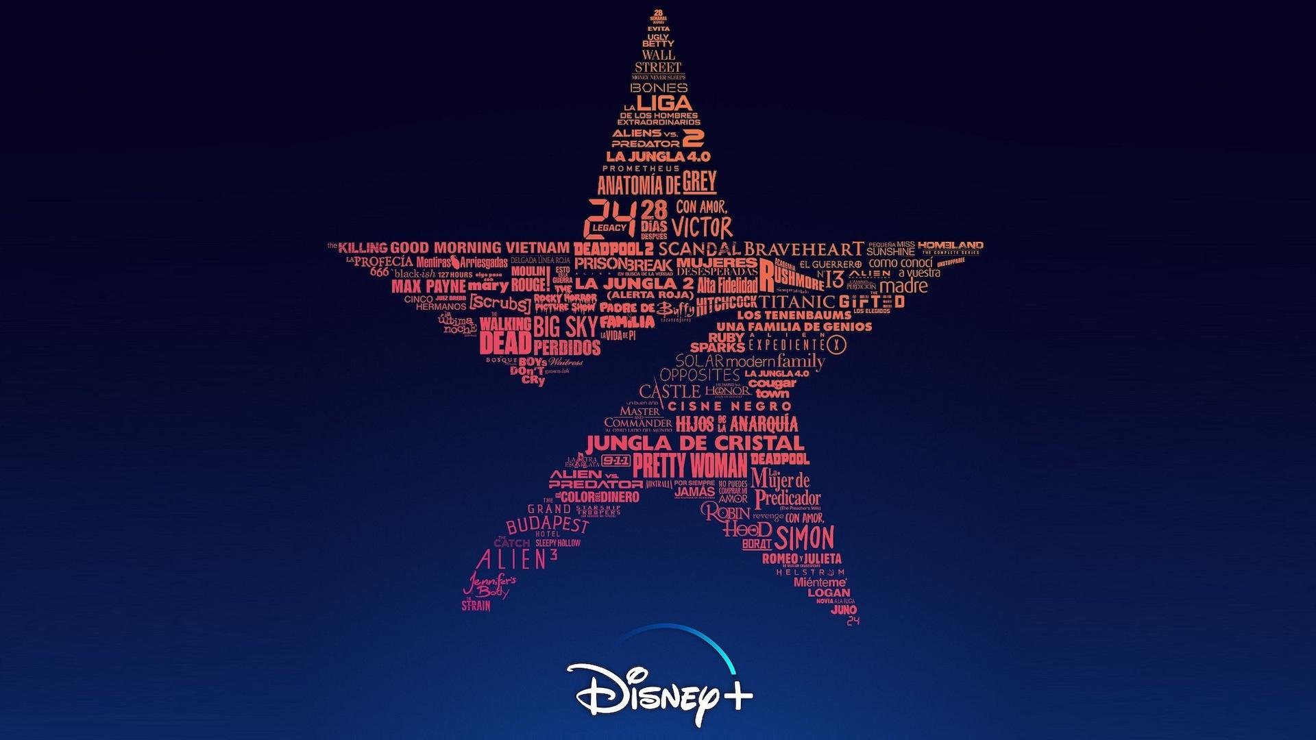 Se lanzó en Europa, Star con el contenido adulto de Disney. ¿Y en Latinoamérica?