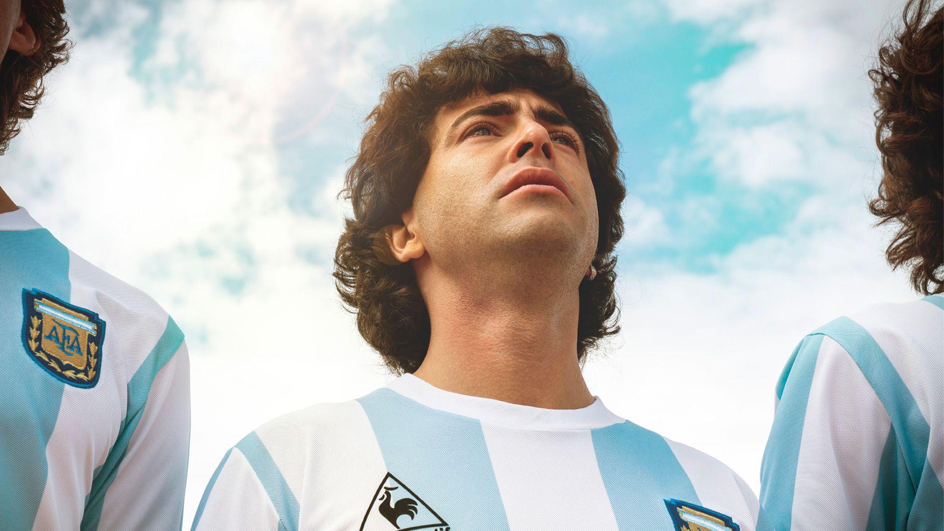 Sueño Bendito: todos los detalles de la serie de Maradona en Amazon Prime