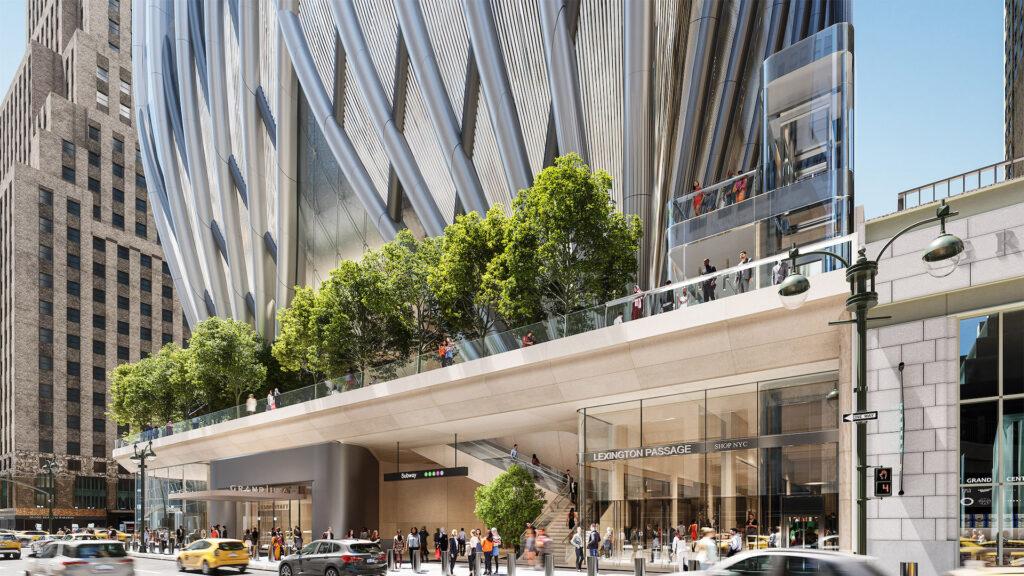 Un nuevo rascacielos en Nueva York en pleno Park Avenue