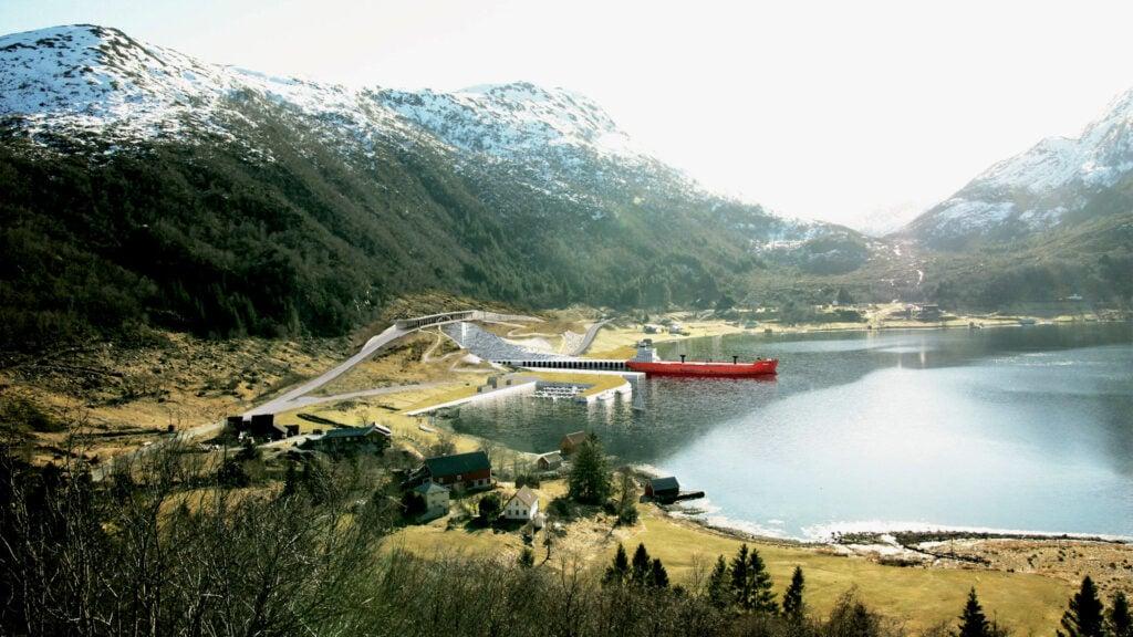 Así será el primer túnel del mundo para barcos grandes: Stad Ship Tunnel