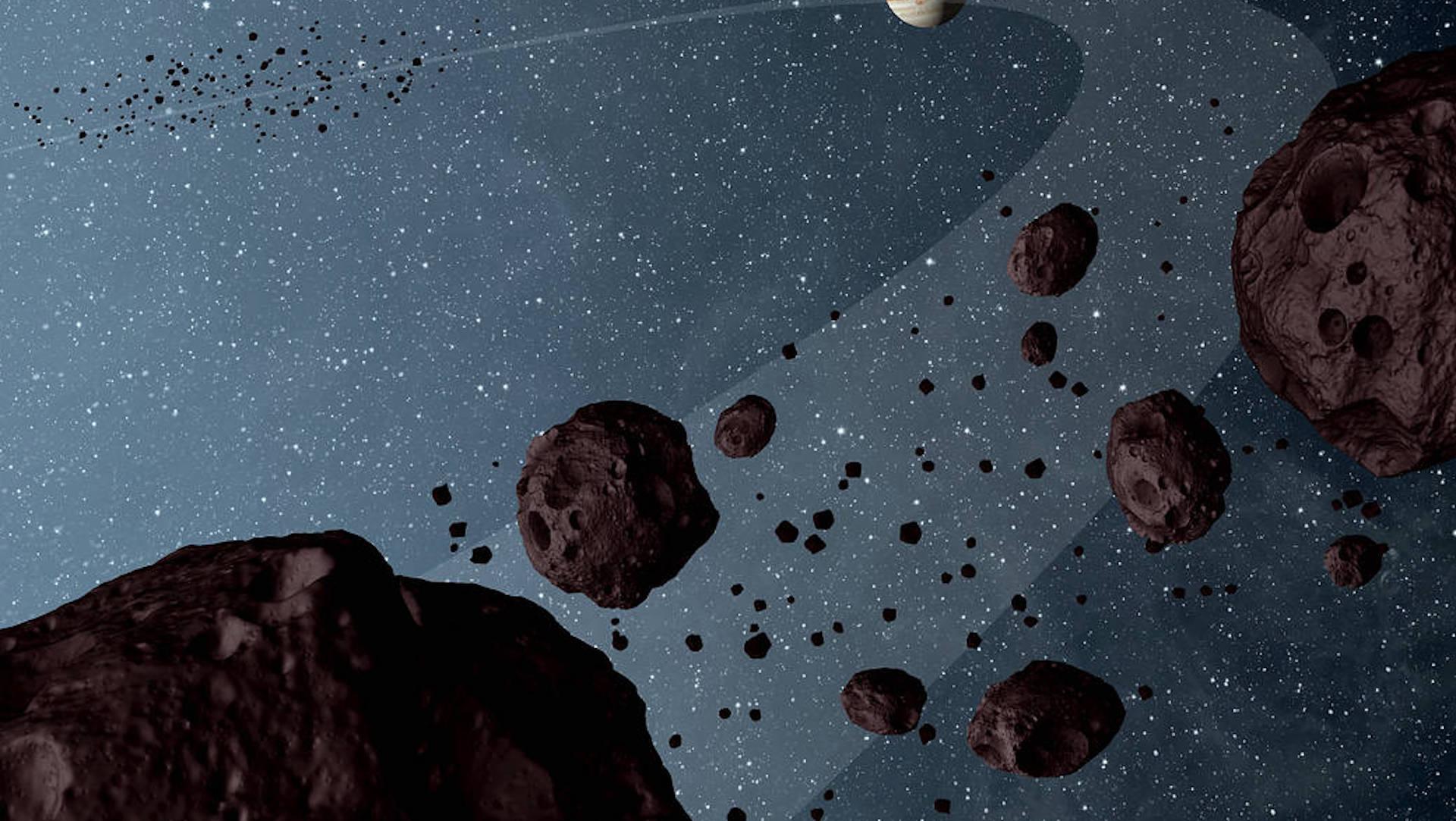 ¿Corremos riesgo de que un asteroide o meteorito choque contra la Tierra?