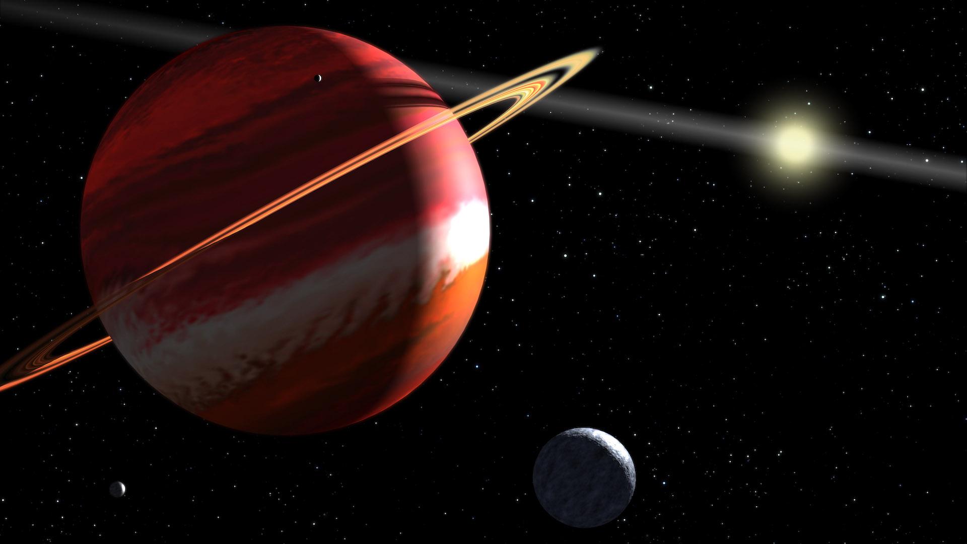Este es el exoplaneta más cercano a nuestro sistema solar