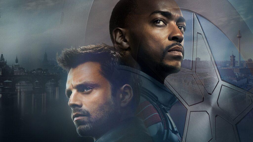 Estrena Falcon y el Soldado del Invierno: héroes y villanos