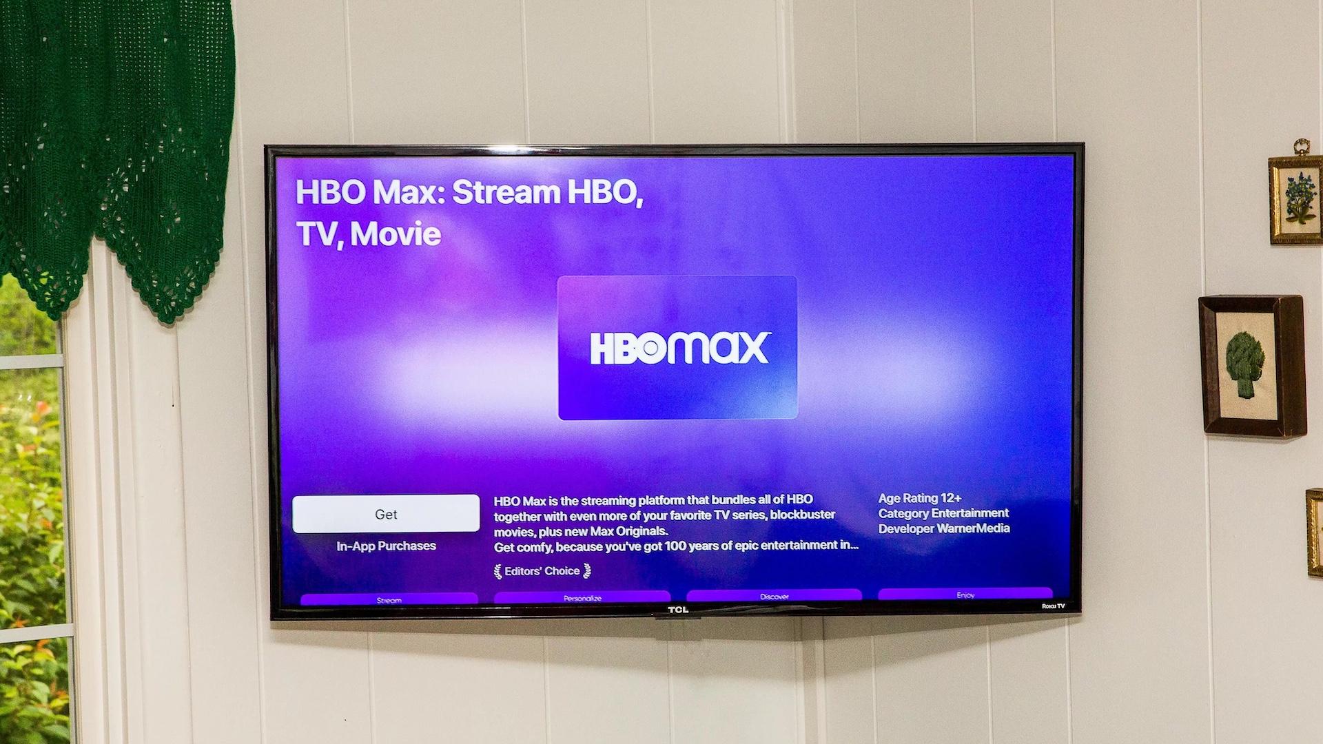 HBO Max se lanzará con una nueva subscripción a un precio más barato