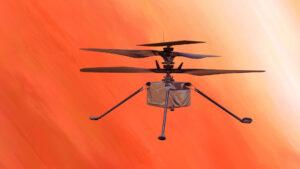 ¿Cuándo vuela el helicóptero Ingenuity de la Nasa en Marte? Video