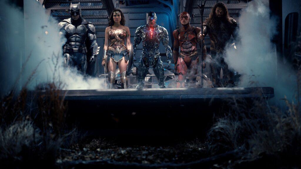 Dónde ver y alquilar la película La Liga de la Justicia Zack Snyder Cut