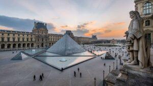 Ya se puede visitar online el Museo del Louvre de París