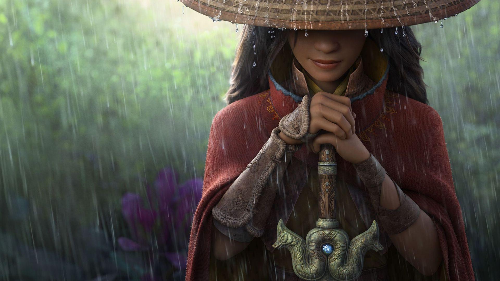 """REVIEW """"Raya y el último dragón"""": la nueva película de Disney para ver"""