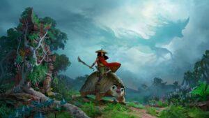 Como ver Raya y el Último Dragón en Premier Access en Disney Plus