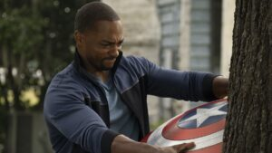 Qué significa el escudo del Capitán América en Falcon y el Soldado del Invierno