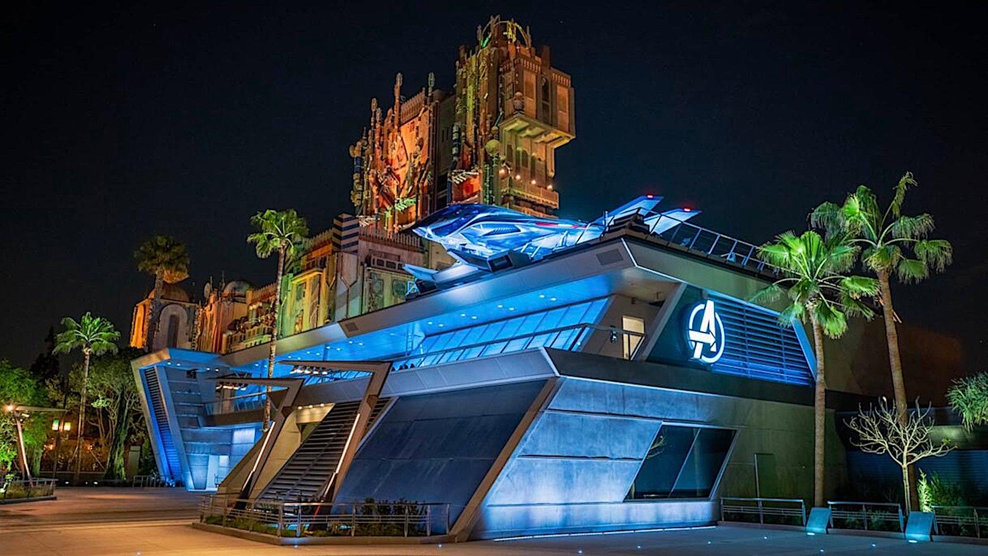 Inaugura Avengers Campus la nueva atracción en Disneyland