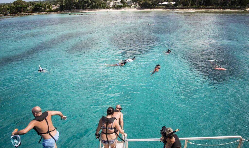 Destino Barbados: las mejores playas del Caribe sur