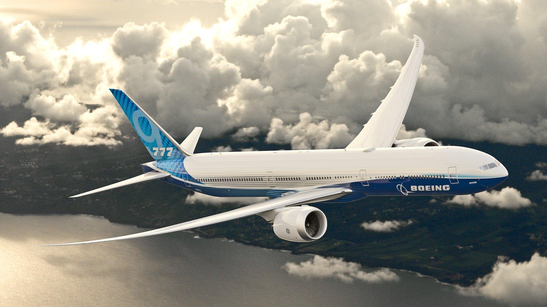 Cuándo vuelan los nuevos Boeing 777X, el avión más grande del mundo