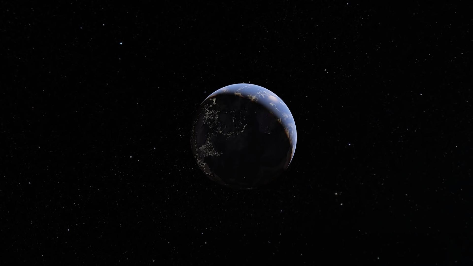 Ahora se puede viajar en el tiempo con Google Earth: timelapse. Video