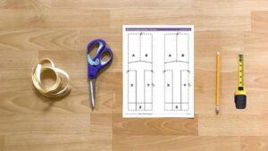 Cómo hacer un helicóptero de papel: 5 pasos sencillos. Video