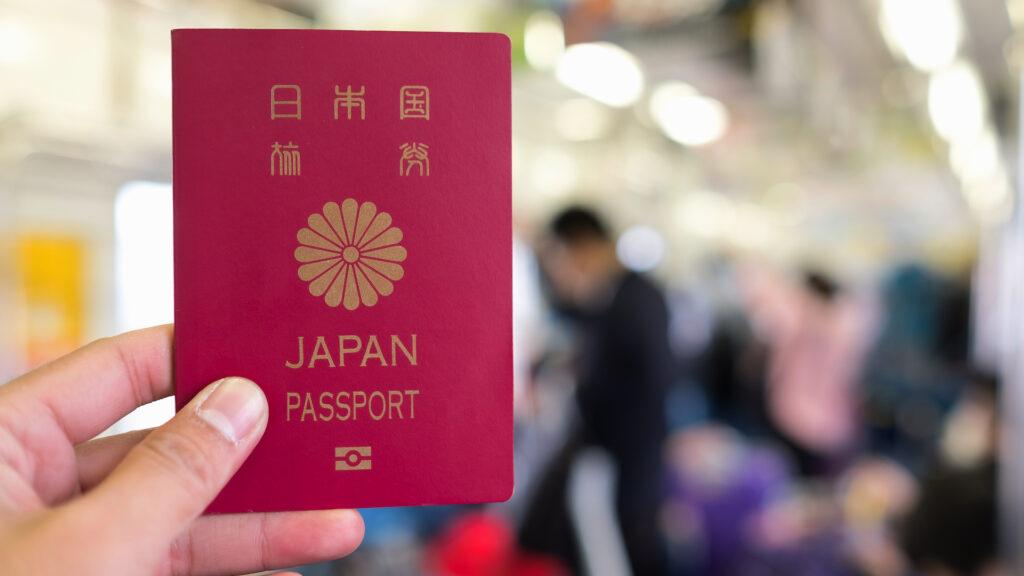 El mejor pasaporte del mundo 2021 lo sigue teniendo Japón