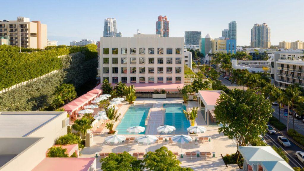 El nuevo hotel en Miami hecho por Pharrell Williams: Goodtime Hotel