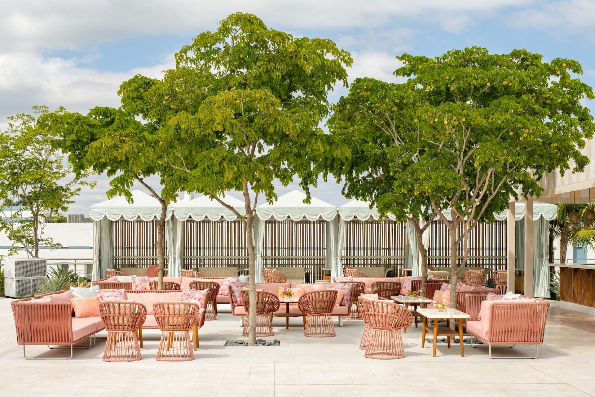 Así es el nuevo hotel en Miami hecho por Pharrell Williams: Goodtime Hotel