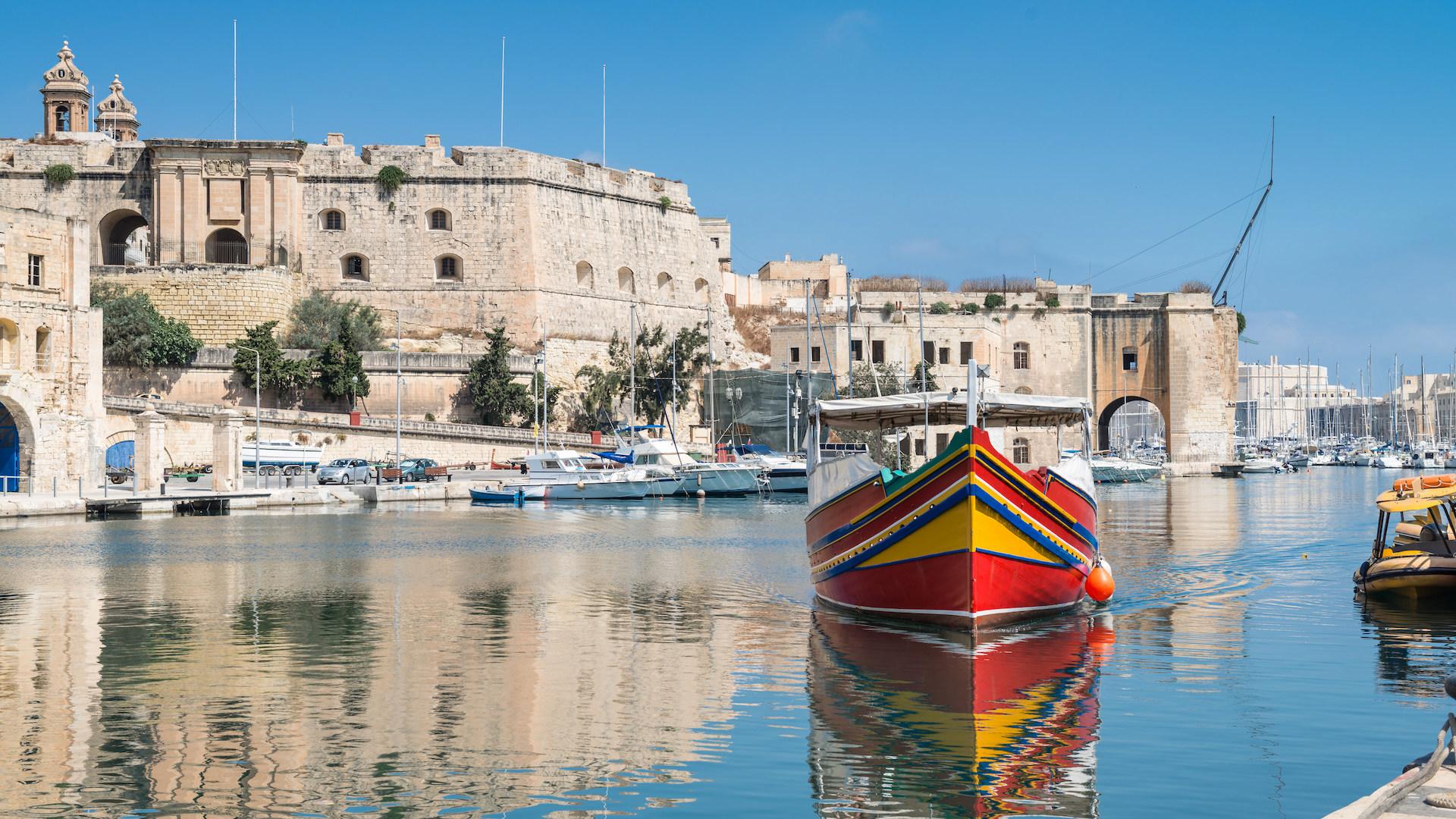 Malta abre sus fronteras al turismo en junio: vacunados sin restricciones