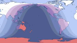 Superluna y eclipse lunar en simultáneo. ¿Cuándo? 26 de mayo