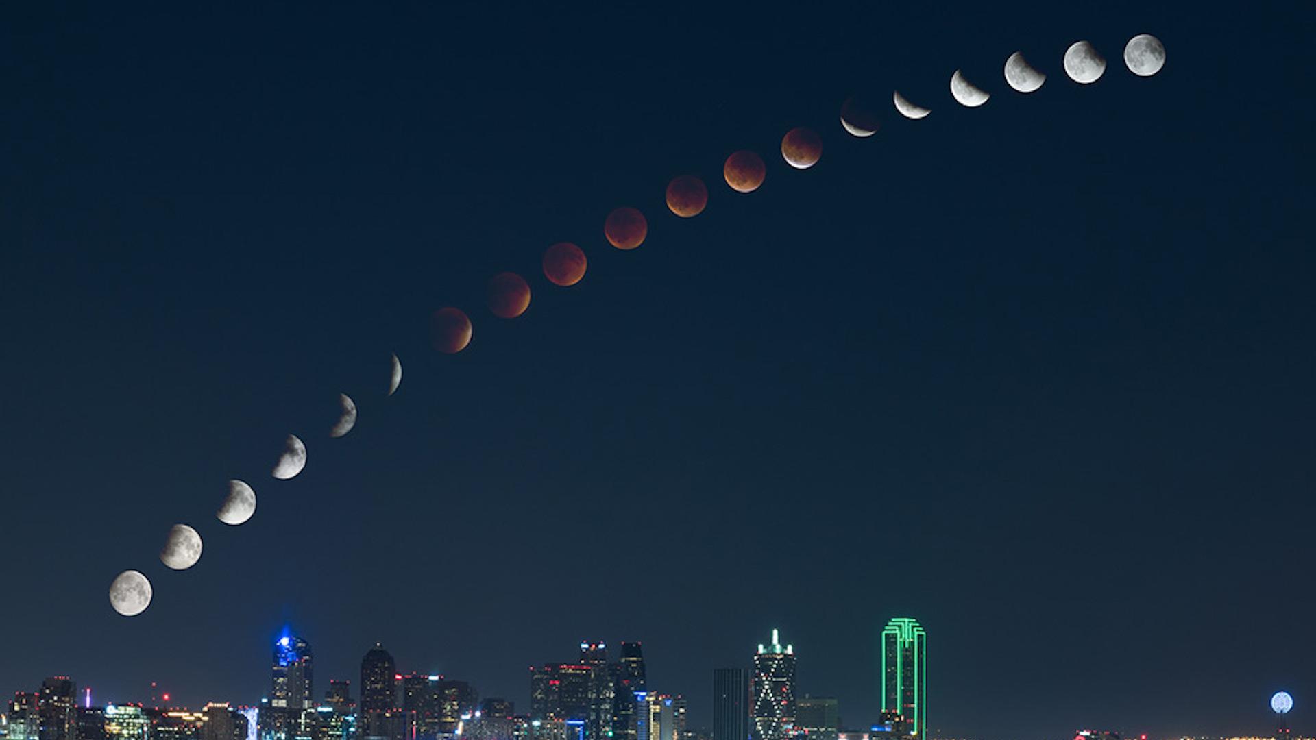 Cómo sacar fotos de eclipses de Sol y de Luna con cámara profesional