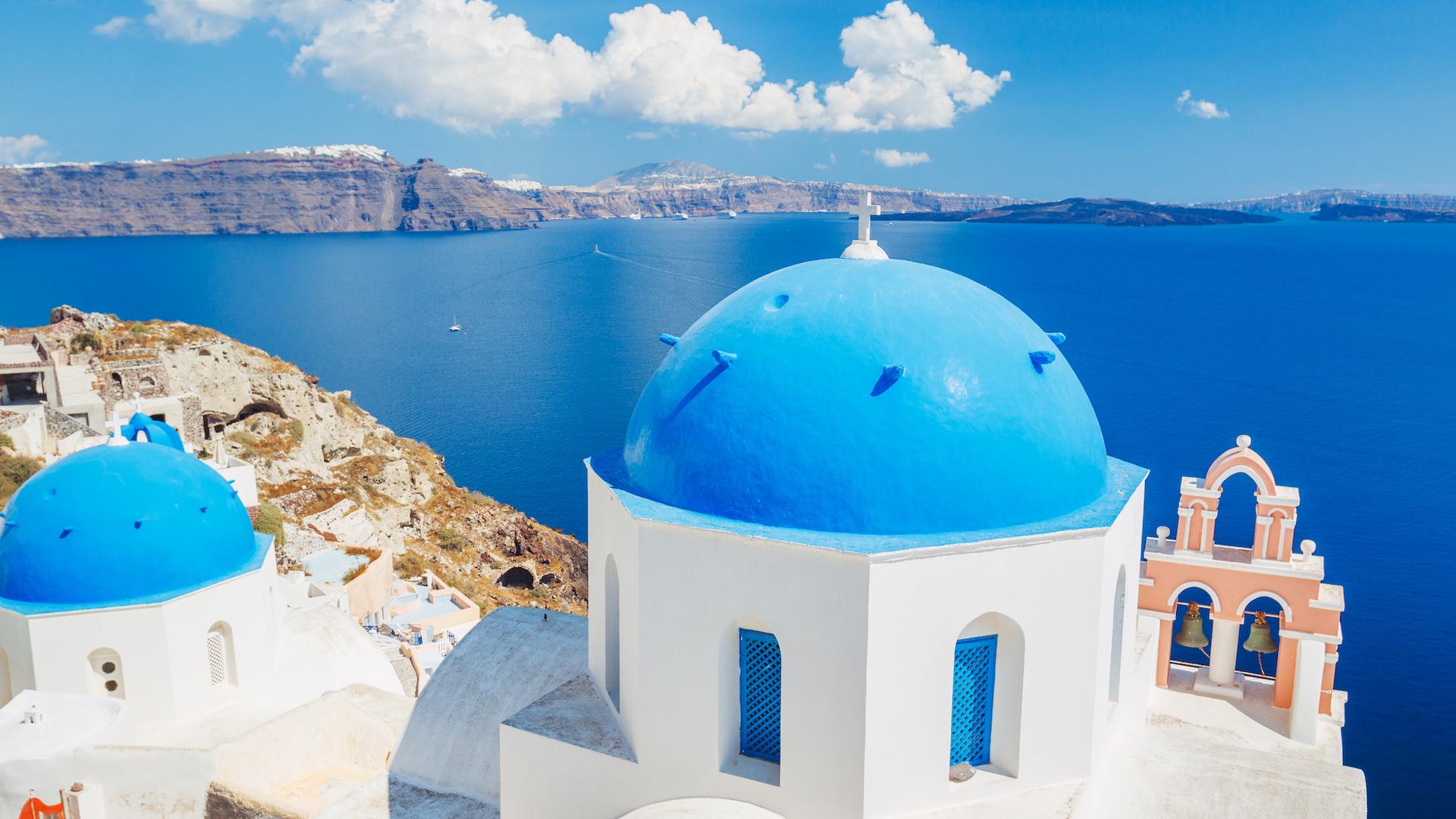 Ya se puede volver a viajar a Grecia: reabrió al turismo