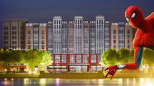 Abre el nuevo hotel de Disney inspirado en Marvel: video