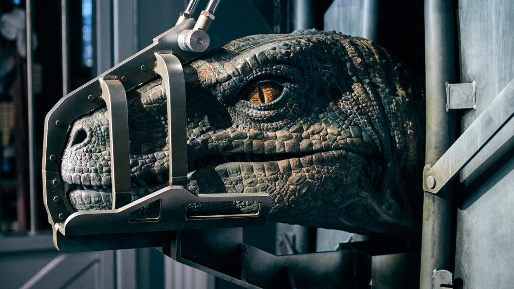 Abre la montaña rusa Jurassic World VelociCoaster en Universal Orlando