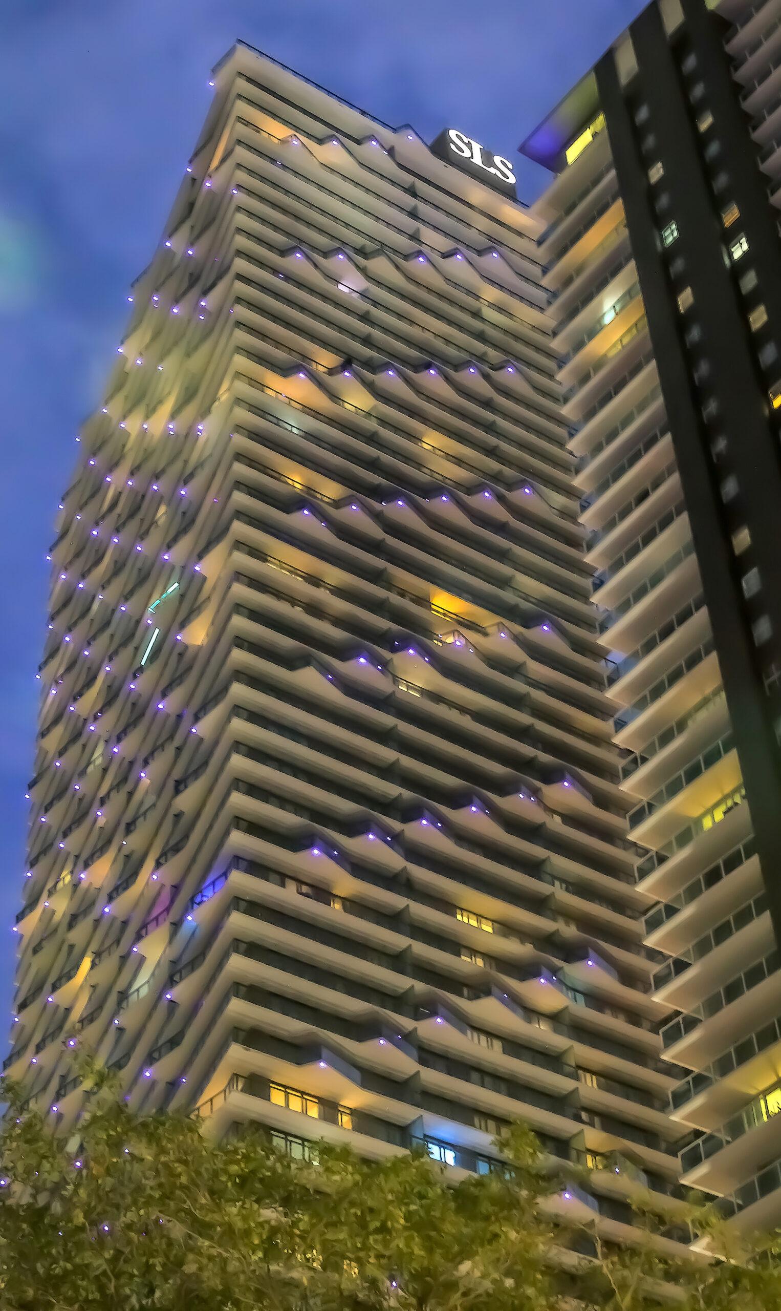 REVIEW Hotel SLS Brickell Miami: minimal, cool y diferente