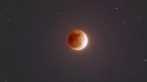Llega la Superluna Llena de la Sangre: 25, 26 y 27 de mayo