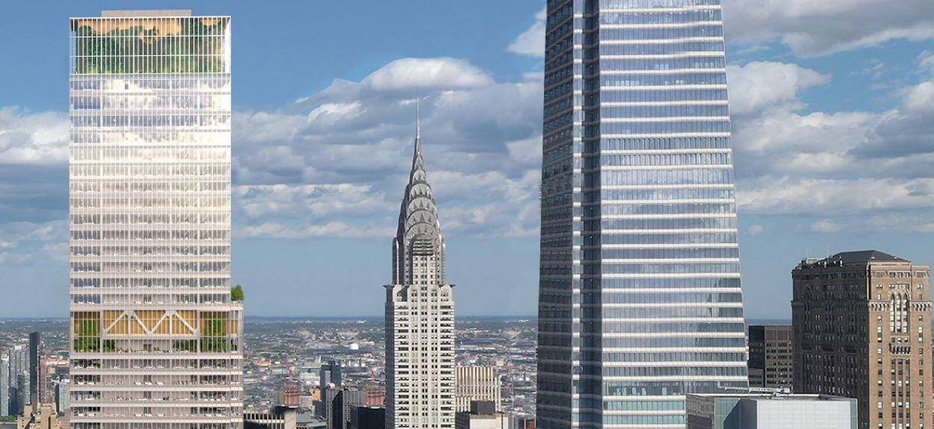 Este es el nuevo rascacielos de Nueva York