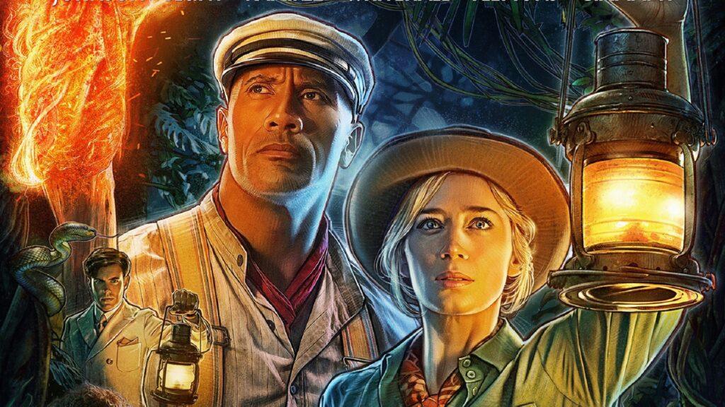 Julio en Disney Plus: estrena la película de aventuras Jungle Cruise