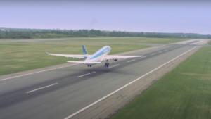 El inspirador video de los vuelos de Aerolíneas Argentinas