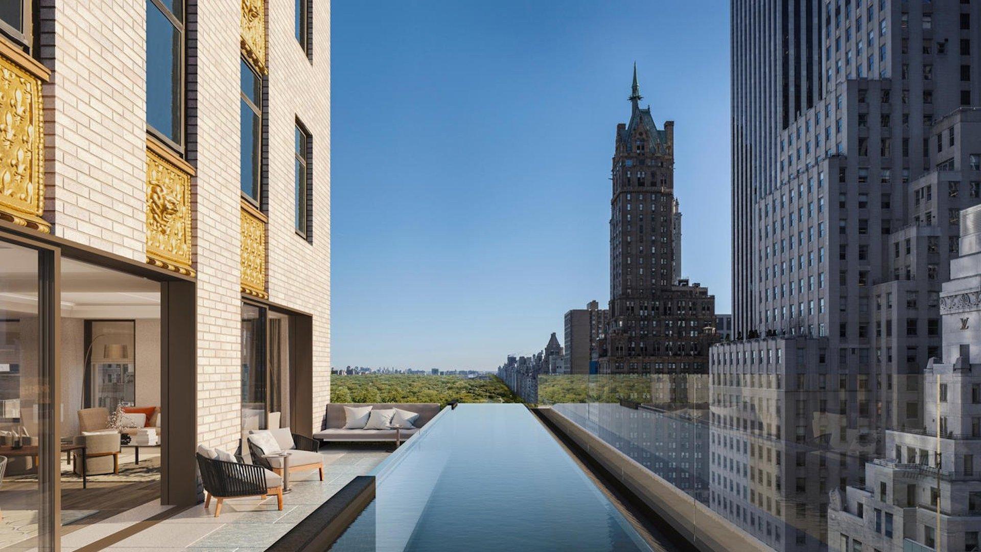 Los nuevos hoteles en Nueva York que inauguraron en 2021