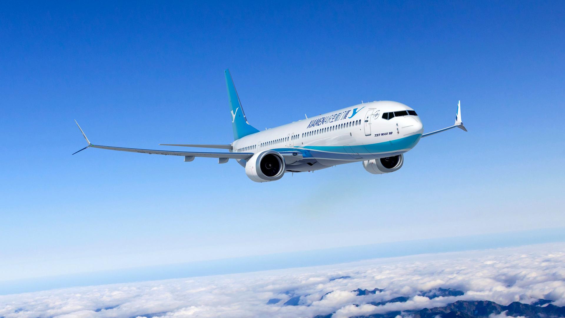 Este es el nuevo Boeing 737 Max 10: el avión más grande de la familia