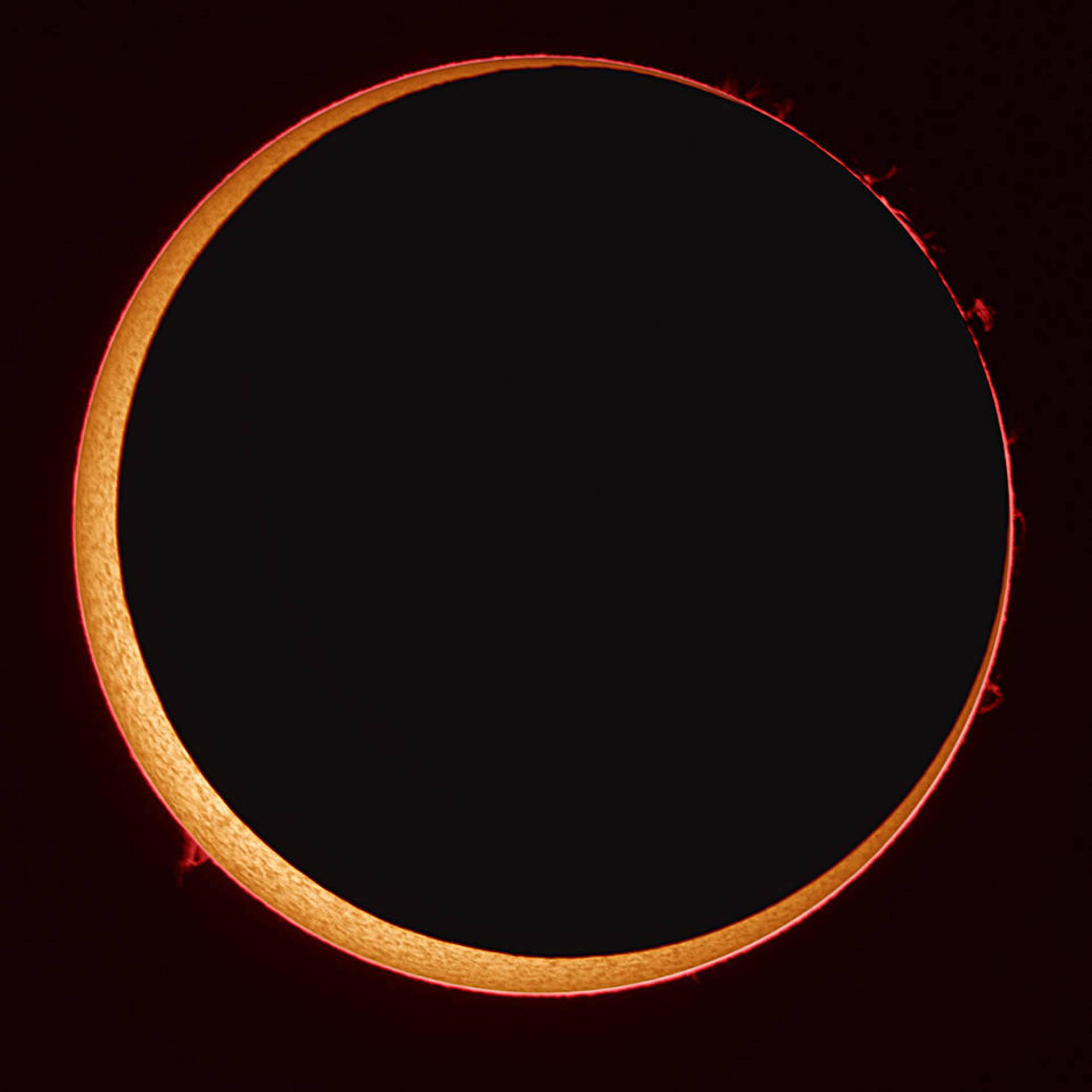 El 10 de junio de 2021 llega un eclipse solar anular. ¿Dónde verlo?