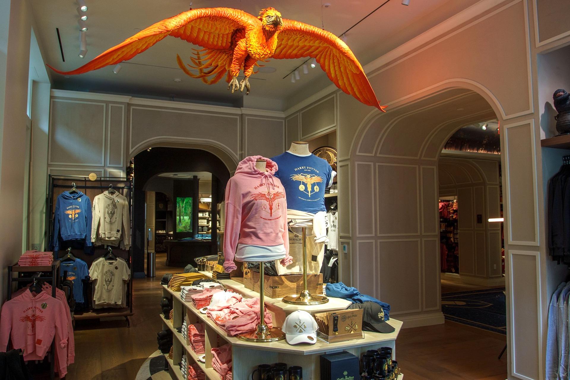 Así es la nueva tienda de Harry Potter