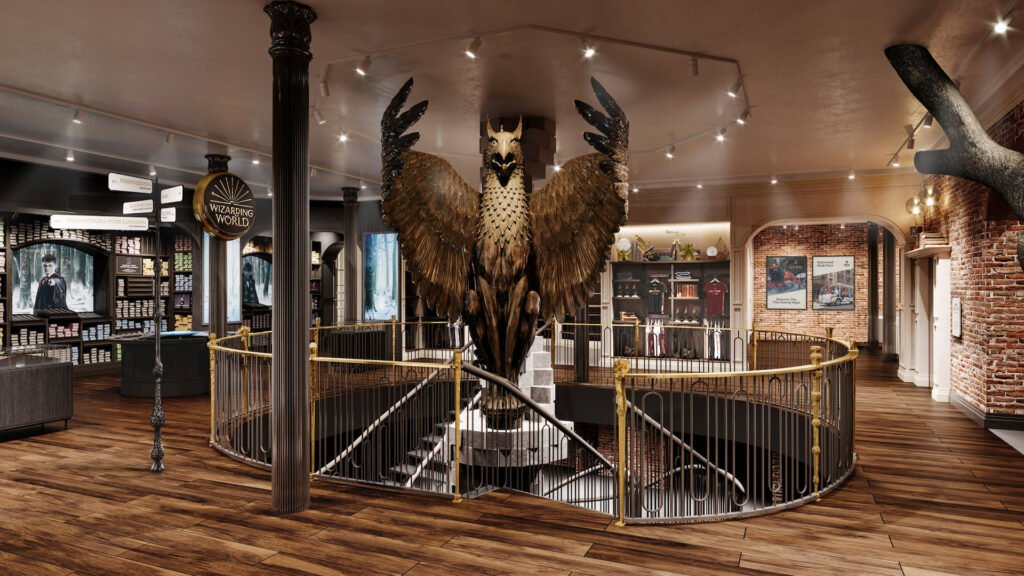 Así es la nueva tienda de Harry Potter en Nueva York: imágenes