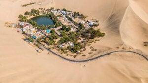 Destino Perú: cómo visitar el impresionante desierto de Ica