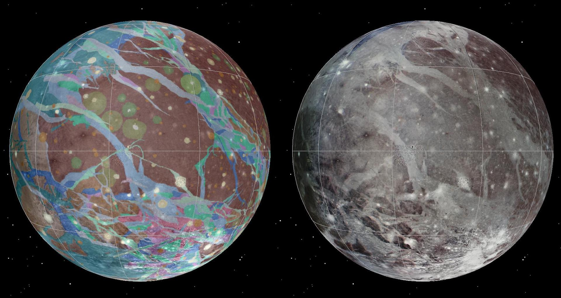 Misión Juno a Júpiter: llegan a la luna más grande del Sistema Solar