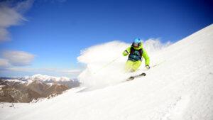 Invierno 2021: así es el centro de esquí La Hoya en Esquel