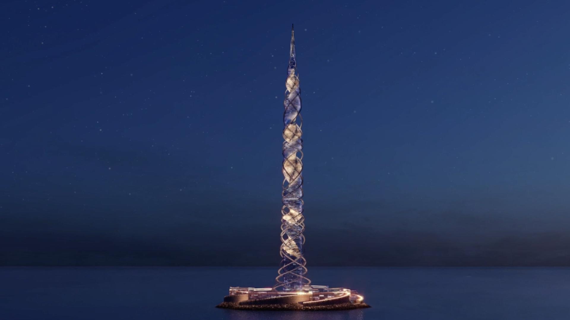 Este será el segundo rascacielos más alto del mundo: Lakhta Center II