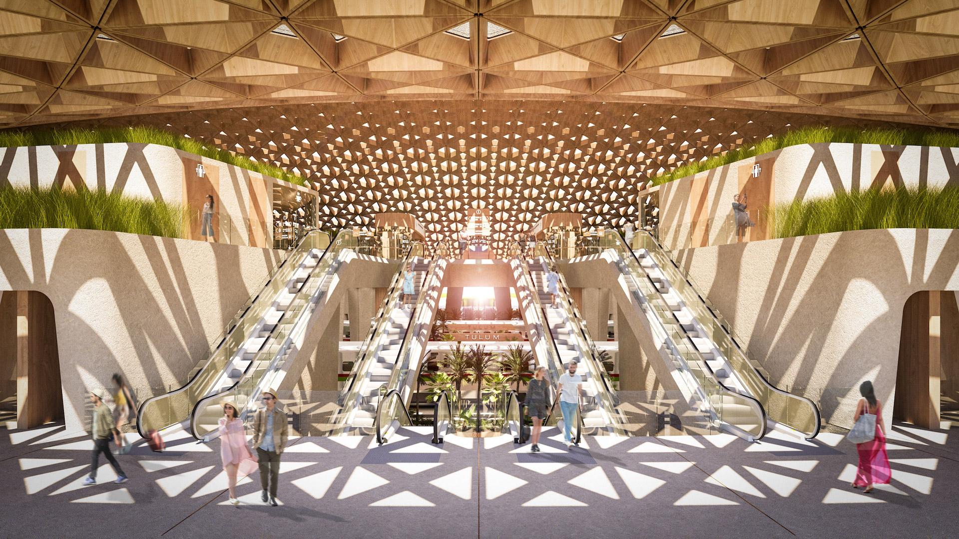 Viajar a Tulum: así será la increíble estación de tren en México