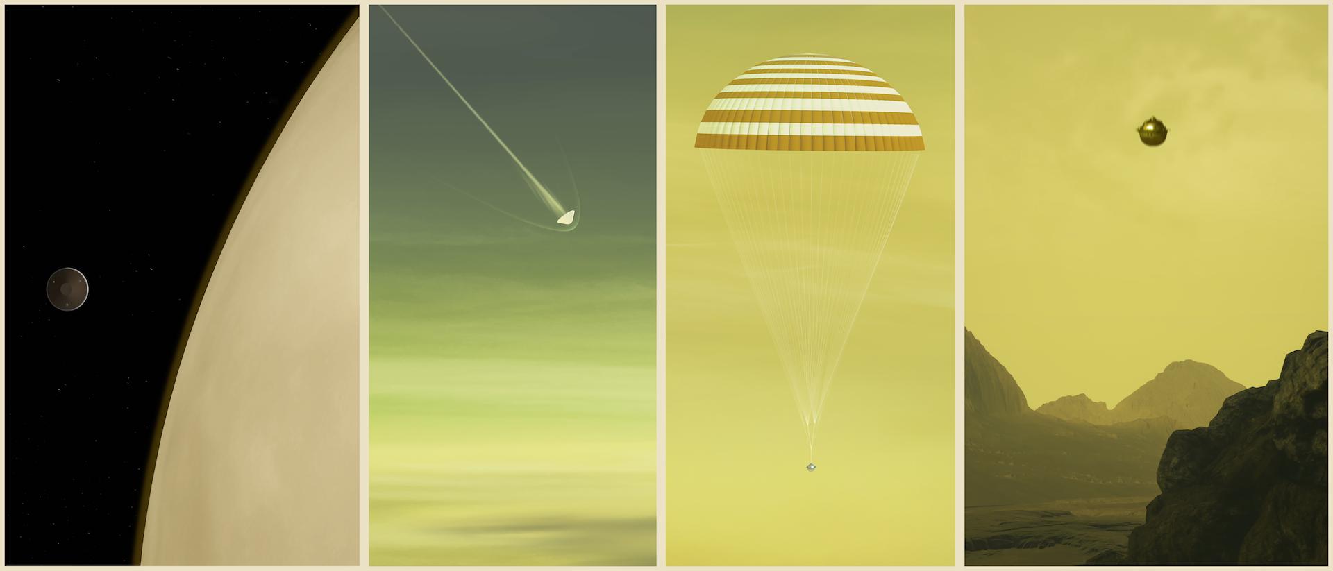 Estas son las nuevas misiones de la NASA a Venus